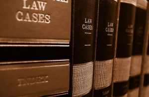 book of law cases